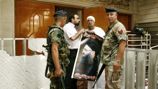 Lebanese military releases 29 detainees