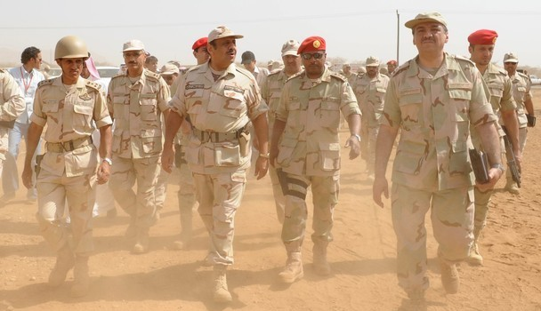 Saudi border patrol seizes 7000 weapons in 6 months