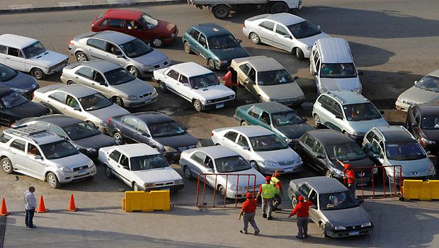 Egypt endures fuel crisis