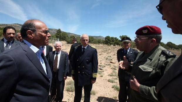 Tunisian Army chief of staff announces resignation