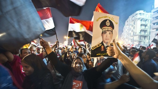 Debate: Egypt's military had to intervene