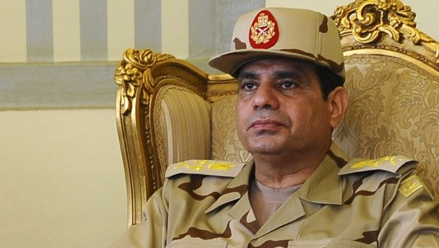 El-Sisi: The General at the Heart of Events