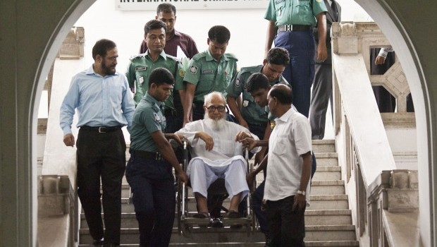 Ex-party chief jailed for 90 years in Bangladesh