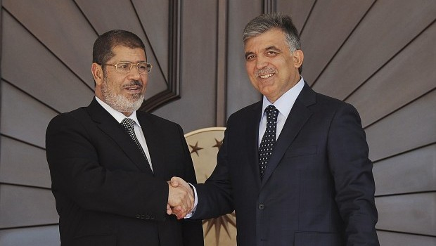 International opinion divided over toppling of Mursi