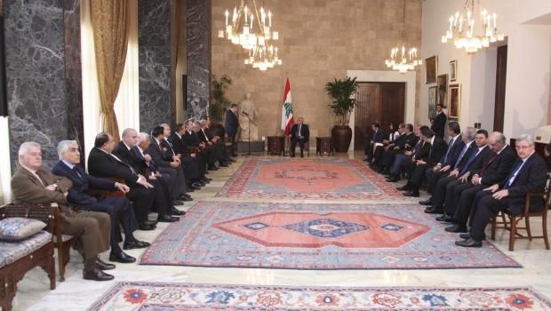 Lebanon government negotiations still deadlocked