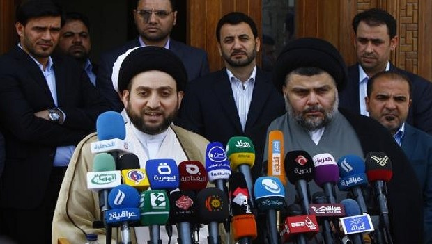 """Iraq: Sadr and Hakim form new """"strategic"""" alliance"""