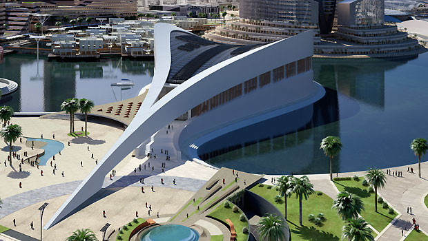 Iraq unveils plans for first new public library since 1970s