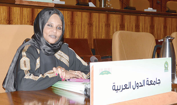 In conversation with Arab League Intellectual Property chief