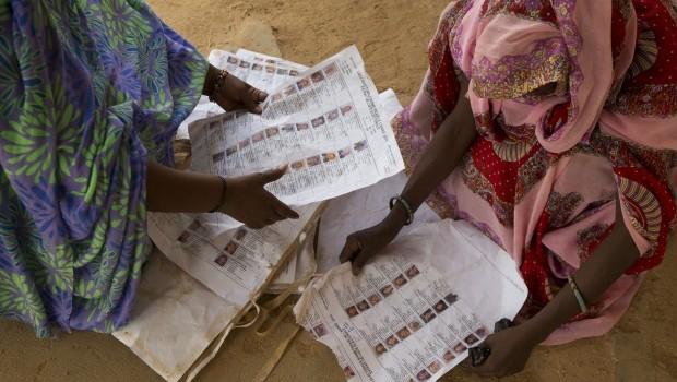 Mali votes for president; few go to polls in Kidal