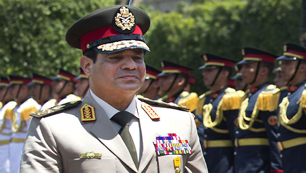 Opinion: Sisi's Realistic Discourse