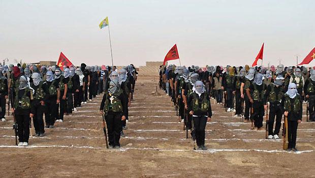 Ankara warns Kurds against secession in north Syria