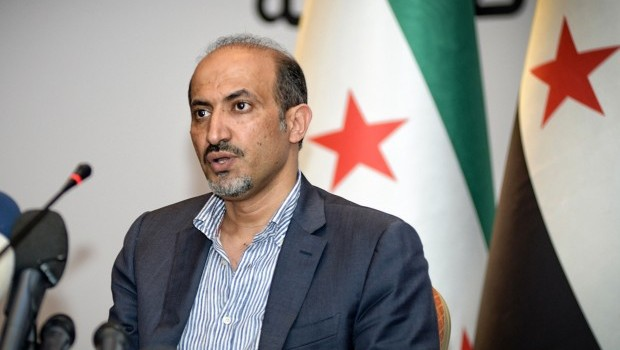 Syrian opposition to release plan for post-Assad Syria