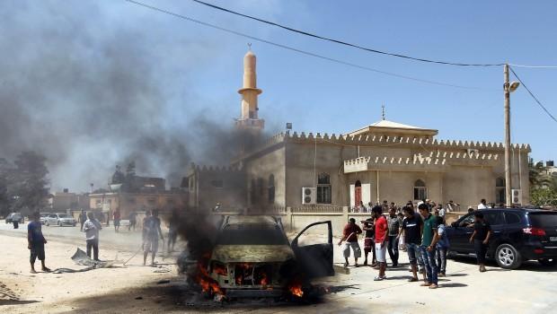 Gunmen assassinate Libyan deputy industry minister