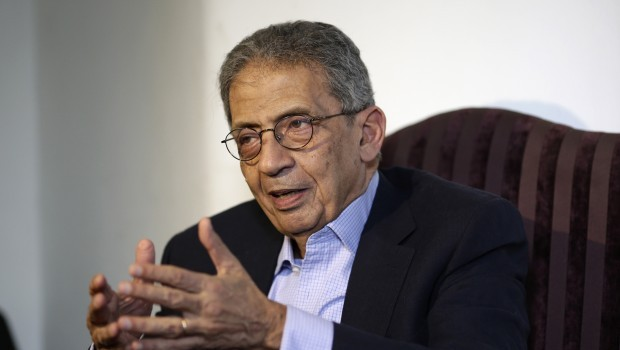 In Conversation with Amr Moussa