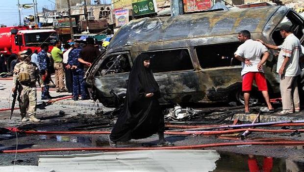 Iraqi forces put on maximum alert