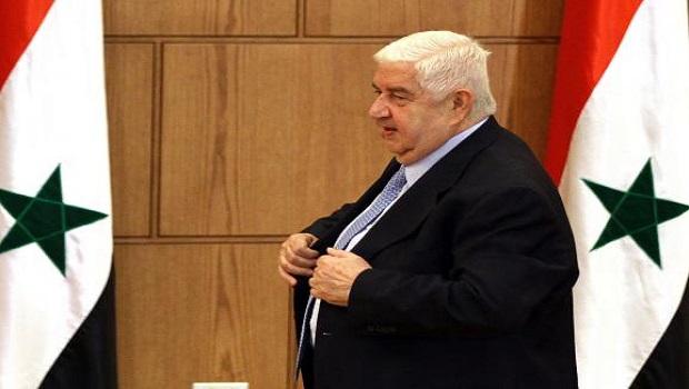 Syrian FM warns West against attack on Syria
