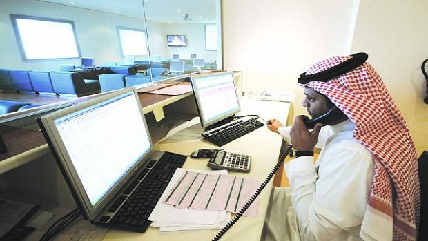 Saudi shares rise at expense of real estate sector