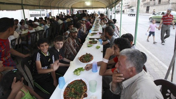 Aleppo fatwas: Cover up and don't eat pastry