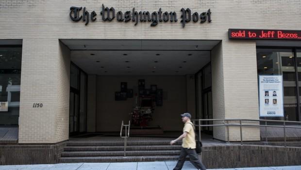 Amazon founder Bezos to buy Washington Post