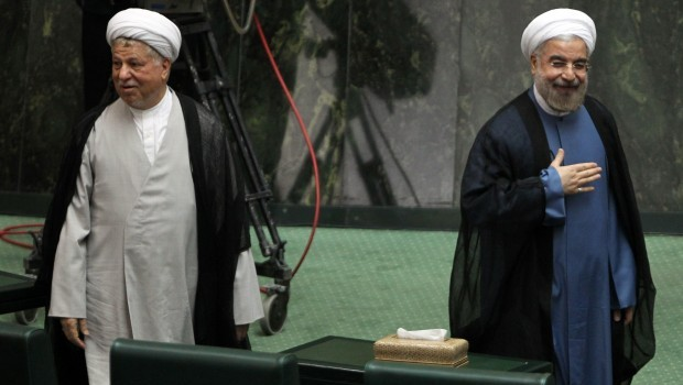 "Rafsanjani warns US military strike on Syria could ""engulf region"""
