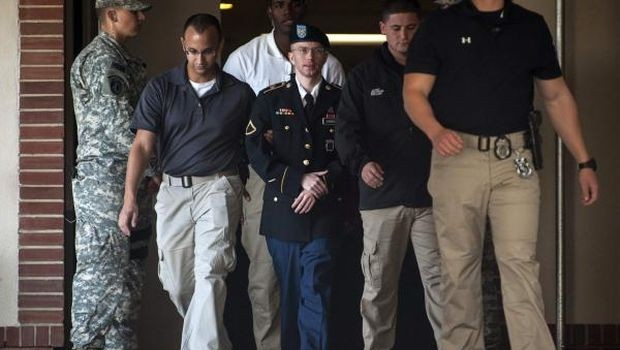 Manning tells court he's 'sorry' for US secrets breach to WikiLeaks