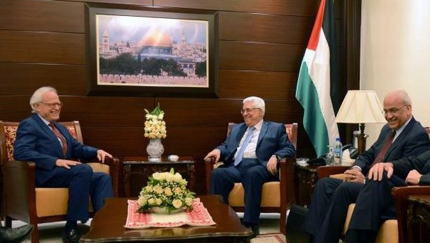 New Palestinian–Israeli negotiations begin in Jerusalem