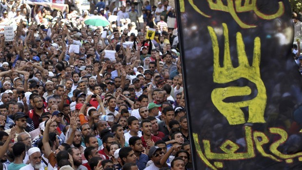 Egypt: Sharp decline in Brotherhood protester turnout