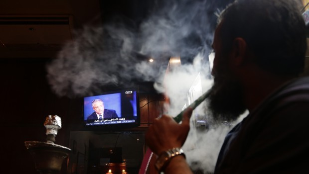 Debate: Satire has no place in traditional media