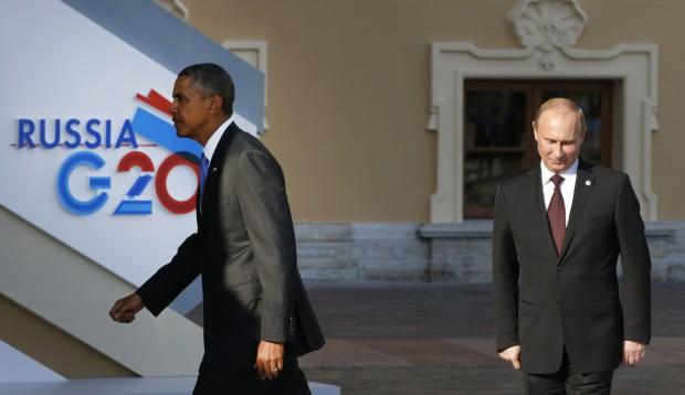 G20 remains split over Syria military strike