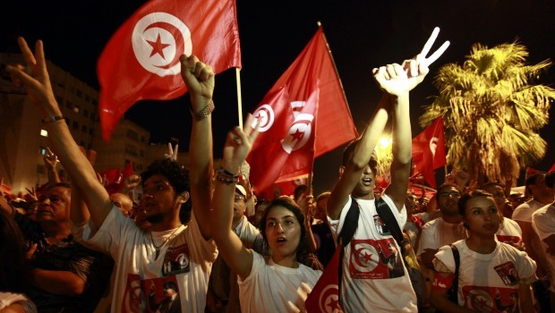 Tunisian opposition promises more sit-ins to topple government