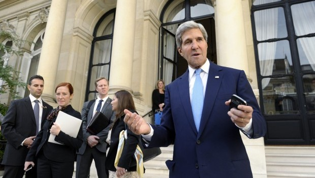 Kerry says Obama undecided on timing of Syria strike