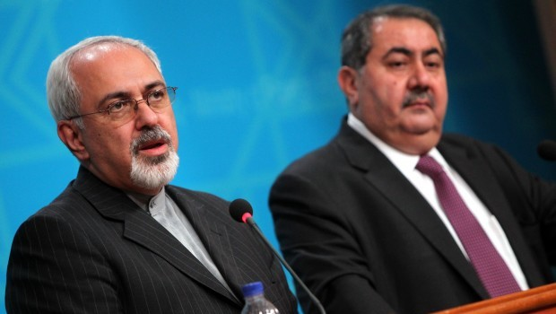 Iranian foreign minister discusses Syria on Baghdad visit