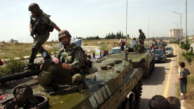 FSA Spokesman: Syria shifts chemicals to Iraq and Hezbollah