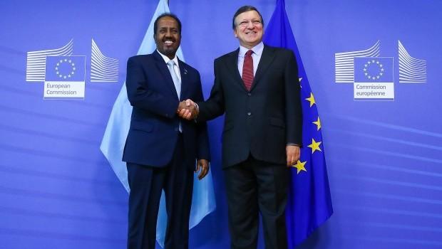 Donors pledge EUR 1.8 billion for Somalia