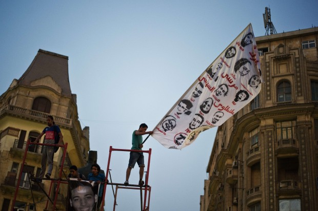 Egypt: Officials say country making progress on democracy