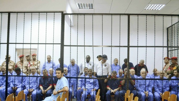 Libya: Source claims Saif Al-Islam fears for life as trial begins