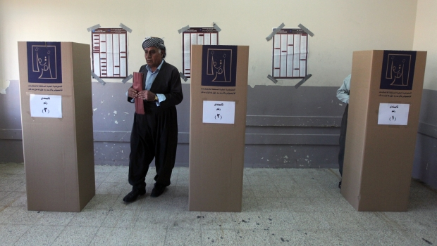 "Kurdish KDP official ""sorry"" for PUK election failure"
