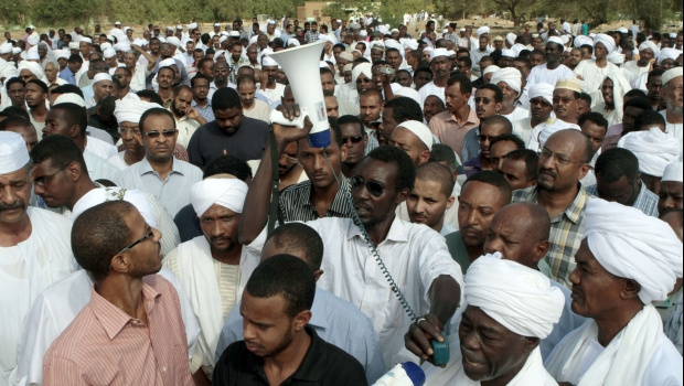 Sudan: Protests bring the capital to a standstill