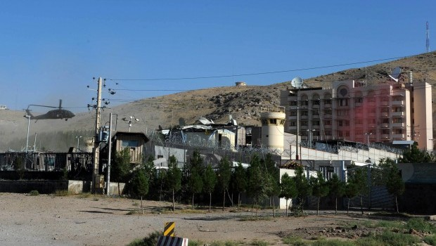 Afghan Taliban attack US Consulate, kill 2 Afghans