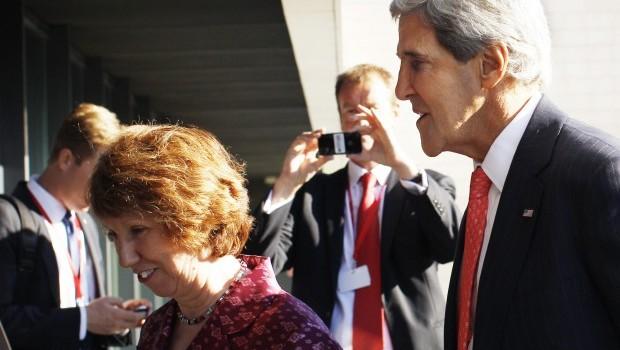 Kerry urges EU to postpone funding ban in Israeli-occupied territories
