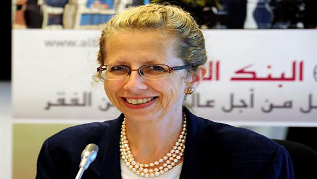 In Conversation with the World Bank's Vice-President for MENA