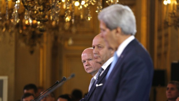 Western powers call for UN resolution of Syria's chemical weapons