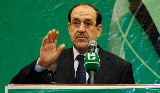 Iraq: Maliki urges political figures to put aside their differences