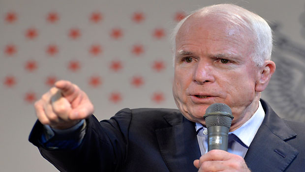 Opinion: Disraeli and McCain say 'Allah Akbar'