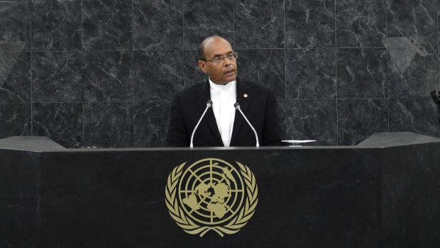 Opinion: Moncef Marzouki's Delusions