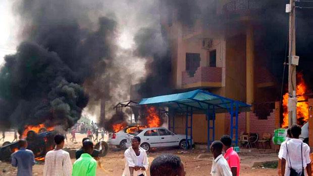 Sudan: Fuel protests bring Khartoum to standstill