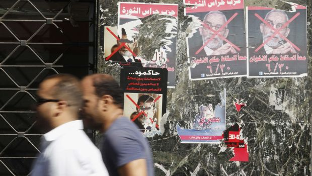 Opinion: The Rise and Fall of the Muslim Brotherhood