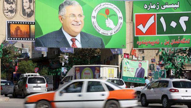 Iraq: Talabani health in the spot-light again