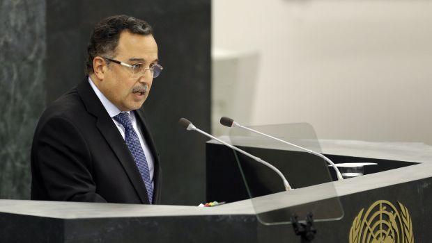 """Egypt FM: Ties with US in """"Turmoil"""""""
