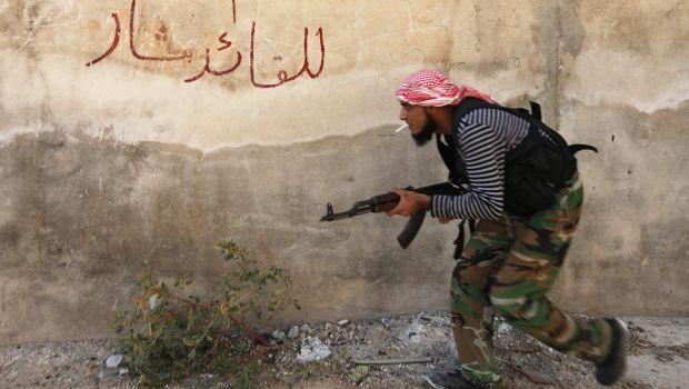 "Syria: FSA open to ""temporary"" ceasefire"